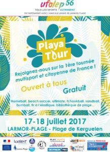 2017-07-17, Playa tour