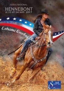 2017-09-23, affiche extreme cowboy race