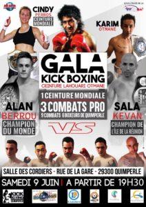 2018-06-09, gala kick boxing Quimperle
