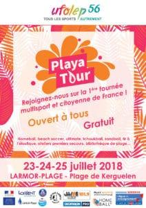 2018-07-23, Playa tour