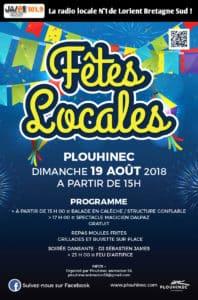 2018-08-19, fete locale plouhinec