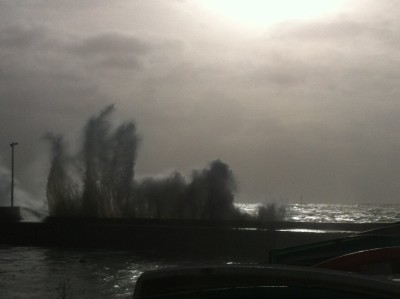 Lomener tempête 3/2/17