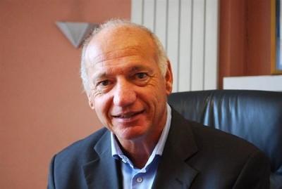 François Aubertin, ancien maire de Guidel
