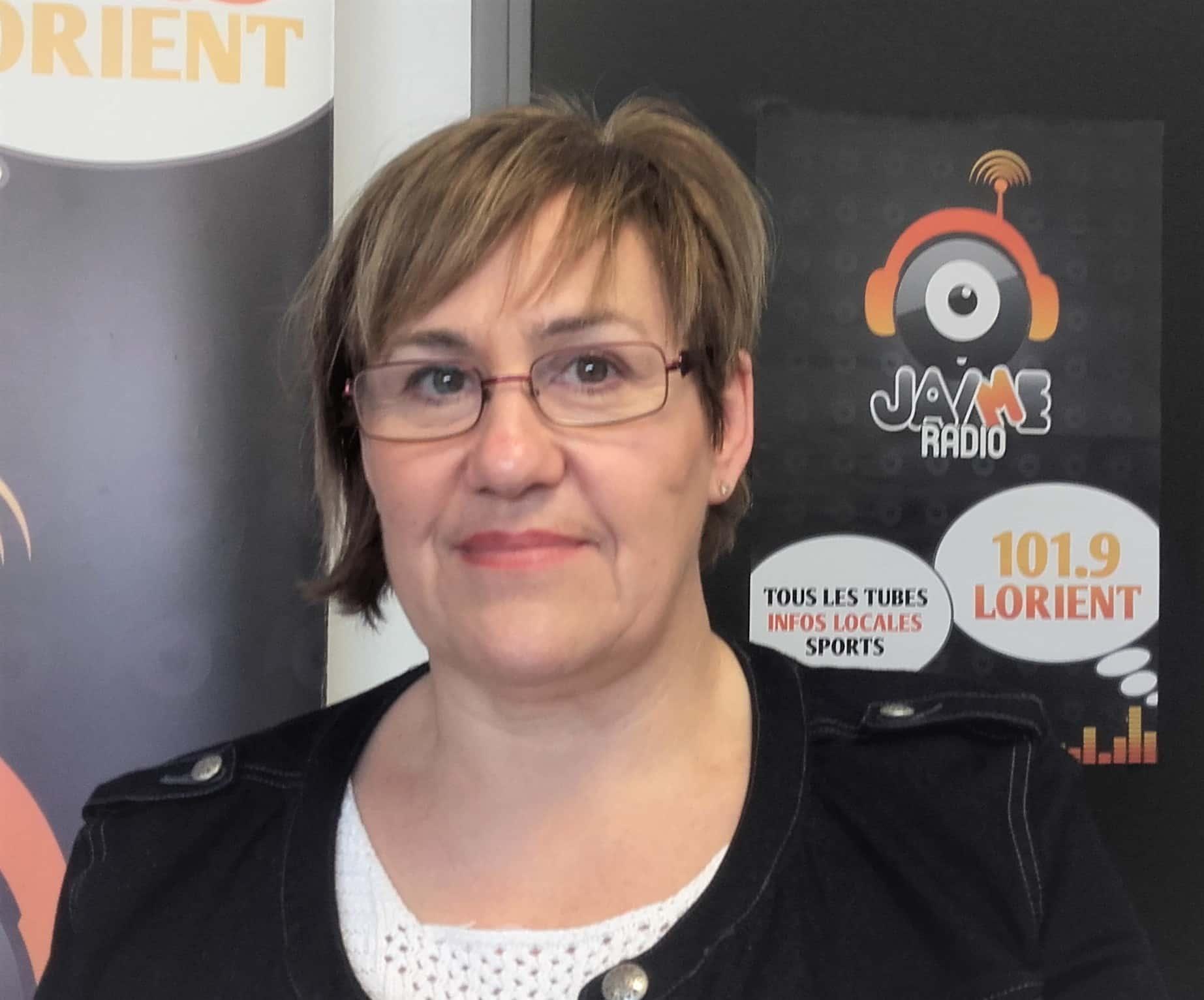 Véronique Tardres, France Alzheimer 56