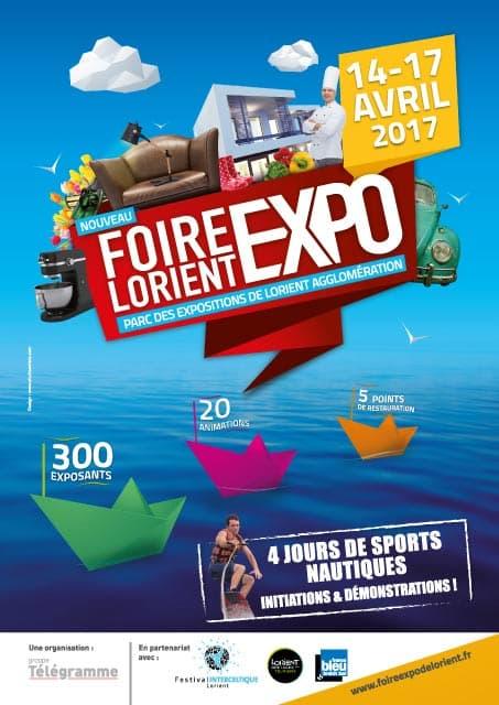 La foire expo de lorient c 39 est du 14 au 17 avril for Foire expo niort 2017