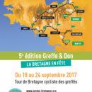 Tour de Bretagne greffe et don