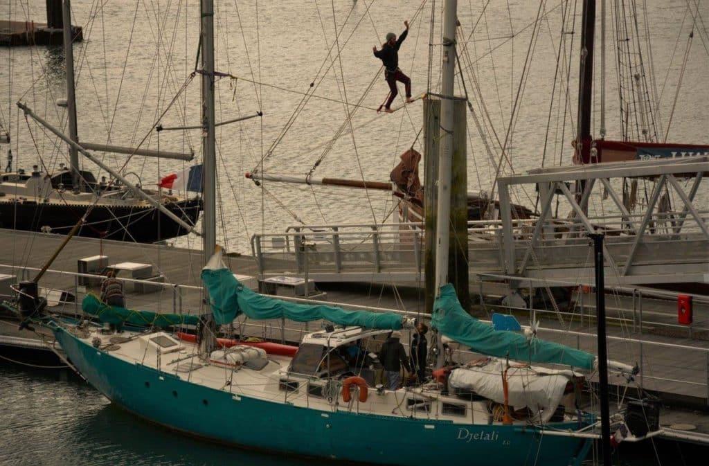 Aventuriers de la mer, bateau