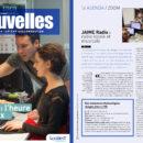 2018-01, article JAIME Radio, Les Nouvelles