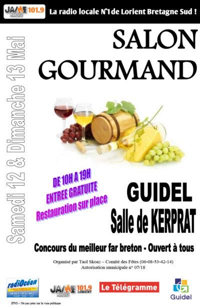 2018-05-12, salon gourmand