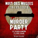 2018-05-19, Murder party La Base