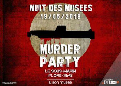 2018-05-19, Murder party La Base