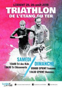 2018-08-25, affiche Triathlon Ter