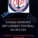 2019-02-11, stage foot cep lorient