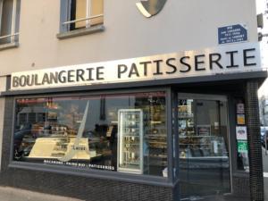 Lorient - boulangerie Lucas