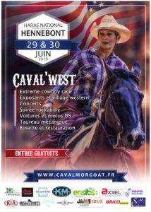 2019-06-29, affiche cavalwest