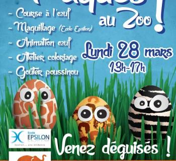 2016-03-28, affiche zoo paques