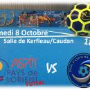 Affiche ASPTT Futsal