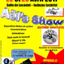 2017-04-22, affiche aels show