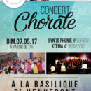 2017-05-07, concert chorale