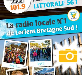 Flyer JAIME Radio - Littorale 56