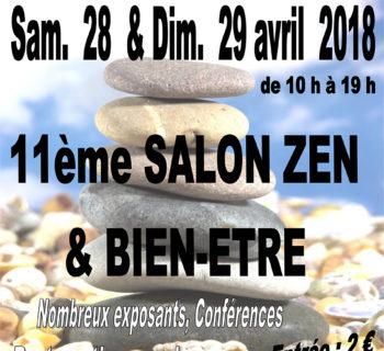 2018-04-28, salon zen et bienetre