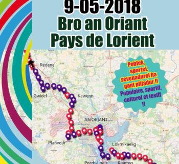 2018-05-09, redadeg pays de lorient
