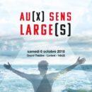 2018-10-06, affiche TEDx Lorient