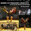 2019-03-02, affiche grand prix d'haltérophilie