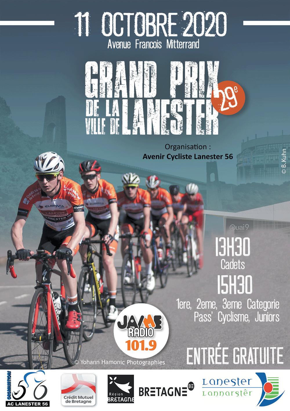 Grand Prix cycliste de Lanester