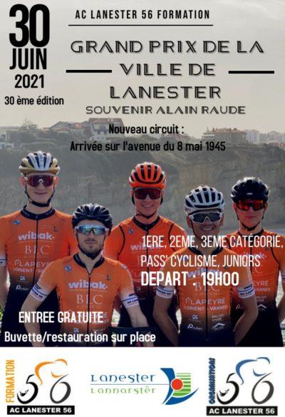 2021-06-30, GP cycliste Lanester