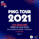 Ping Tour 2021 Hennebont
