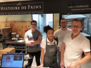 Lorient - histoire de pains