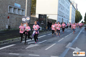 2019-10-06, Lorientaise, coureuses (1)