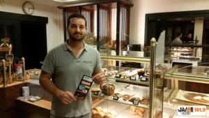 Lorient, Boulangerie de la découverte