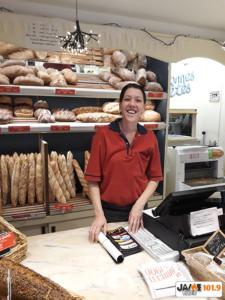 QUIMPERLE, Boulangerie Deret