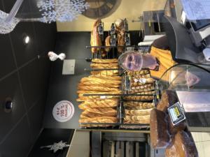 HENNEBONT, Boulangerie du blavet