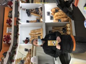 HENNEBONT, Le pain doré