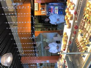 RIANTEC, Espace boulangerie Intermarché
